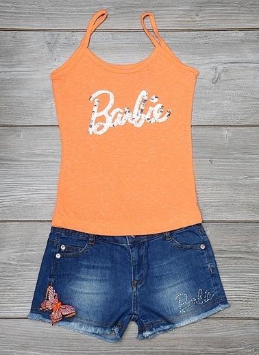 Barbie Tişört Oranj
